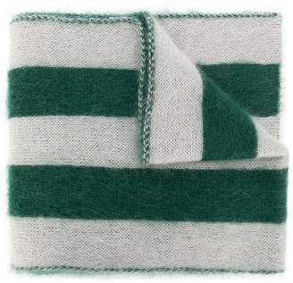 Golden Goose striped scarf