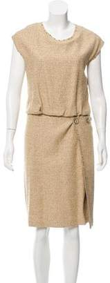 Marc Jacobs Embellished Knee-Length Dress