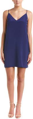 Amanda Uprichard Robin Silk Shift Dress
