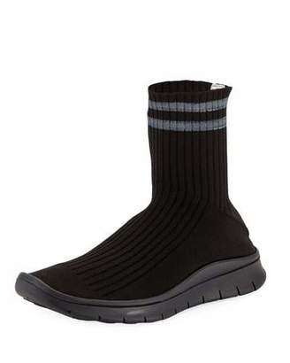 Maison Margiela Men's High-Top Sock Running Sneakers