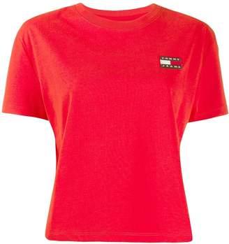 Tommy Jeans logo short-sleeve T-Shirt