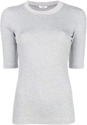 Peserico short sleeve sweater