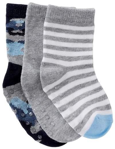 Socks - Pack of 3 (Baby Boys)