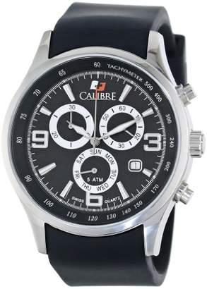 DAY Birger et Mikkelsen Calibre Men's SC-4M1-04-007 Mauler Stainless Steel Chronograph Tachymeter Date Watch