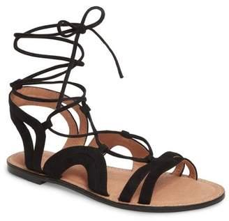 Halogen Lilian Gladiator Sandal (Women)