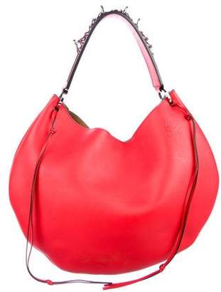 Loewe 2016 Fortune Leather Hobo