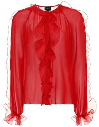 Giambattista Valli Silk blouse