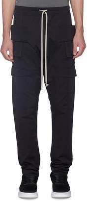 Rick Owens Cargo jogging pants