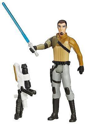 Star Wars Rebels 3.75-Inch Figure Desert Mission Kanan Jarrus