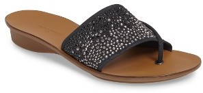 Women's Paul Green Maui Slide Sandal $250 thestylecure.com