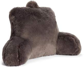 Nordstrom Cuddle Up Faux Fur Backrest Pillow
