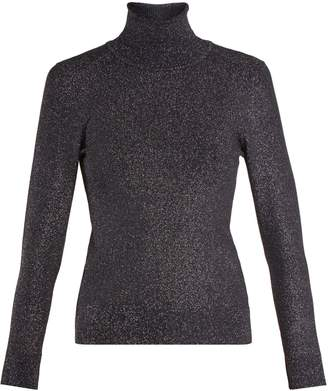 JOOSTRICOT Roll-neck long-sleeved knit sweater