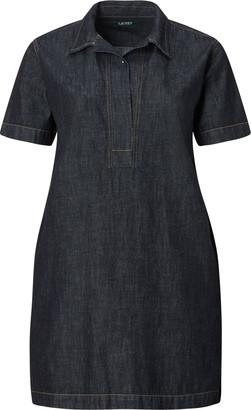 Ralph Lauren Denim Shift Dress