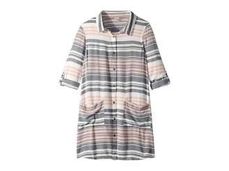 Roxy Kids Walk My Way Shirtdress (Big Kids)