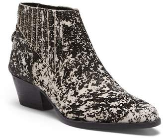 Hudson London Ernest Genuine Pony Hair Bootie