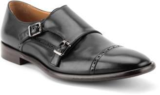 Gordon Rush Corbett Cap Toe Double Strap Monk Shoe