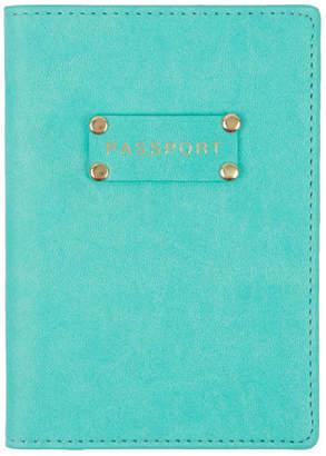Eccolo Vegan Leather Passport Case