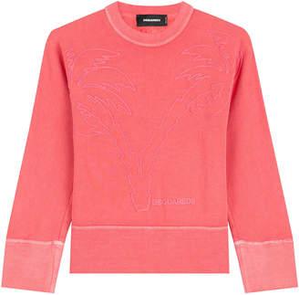 DSQUARED2 Cotton Sweatshirt