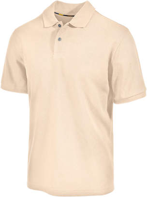 Club Room Classic-Fit Solid Performance Upf 50+ Polo, Created for Macy's