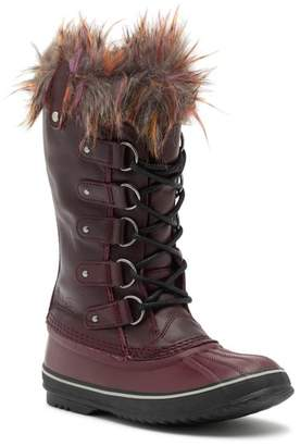 Sorel Joan of Arctic Lux Faux Fur Cuff Boot
