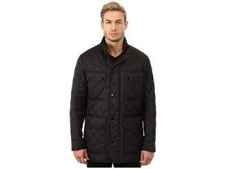 Andrew Marc Essex Poly Fill Quilted Four-Pocket Jacket Men's Coat