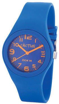 NEW Cactus Watches Summer Tide Waterproof Watch Blue