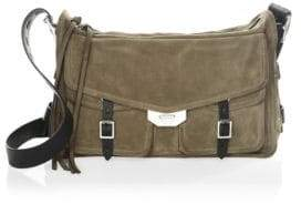 Rag & Bone Field Suede Messenger Bag