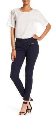 Veronica Beard Sparrow Full Length Skinny Pants