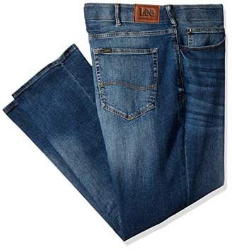 Lee Men's Big Tall Modern Series Extreme Motion Straight Fit Jean