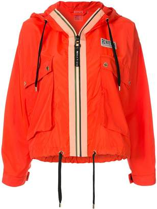 P.E Nation hooded sports jacket