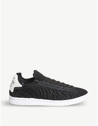 adidas Y3 Y-3 Shishu Stan stripe-embroidered trainers