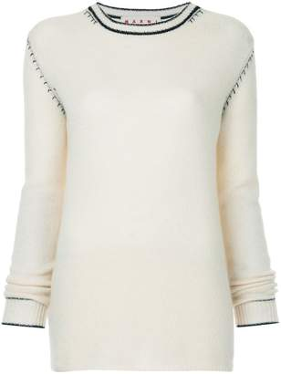 Marni crew neck sweater