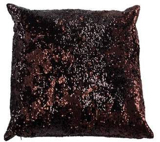 Kenzo Sequined Throw Pillow