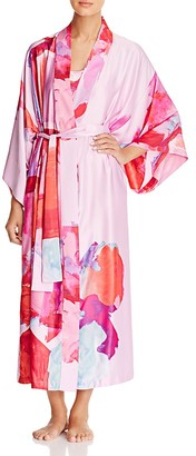 Natori Abstract Robe $180 thestylecure.com