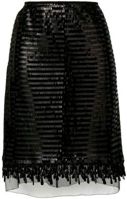 Marc Jacobs sequin skirt