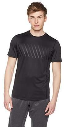 Jump Club Men's Printed Short Sleeve Tech Shirt