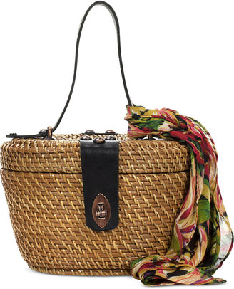 Patricia Nash Caselle Small Basket Bag $149 thestylecure.com
