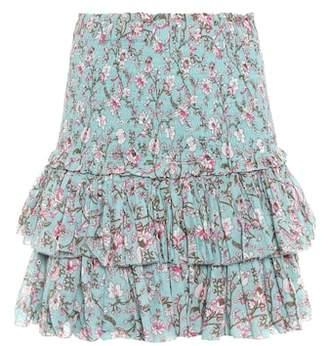 Etoile Isabel Marant Isabel Marant, Étoile Naomi printed cotton skirt