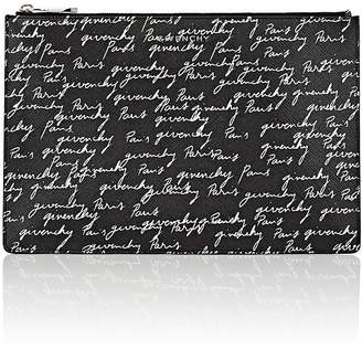 Givenchy Women's Iconic-Print Medium Zip Pouch