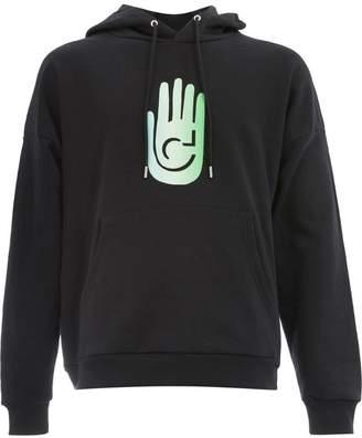 Cottweiler graphic design hoodie