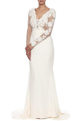 Couture Stephanie D Adeline Gown