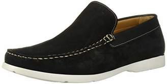 Driver Club USA Men's Mens Genuine Leather Made in Brazil Destin Light Weight Venetian Loafer Shoe