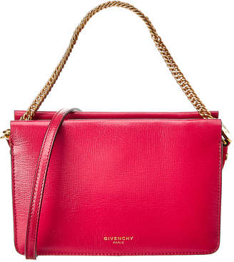 Givenchy Cross3 Leather Crossbody