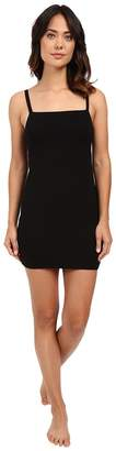 Only Hearts Picnic Club Square Neck Slip Dress
