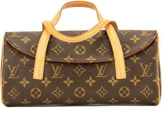 Louis Vuitton Monogram Canvas Sonatine Bag (Pre Owned)