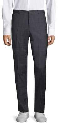 HUGO Hets Plaid Suit Pants