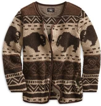 Ralph Lauren Print Fleece Liner Jacket