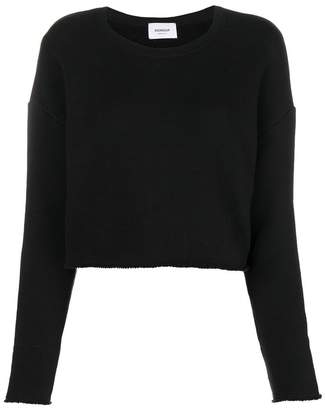 Dondup slouched long-sleeve sweater
