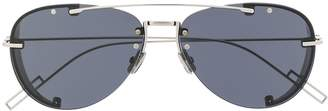 Christian Dior Chroma 1 aviator sunglasses