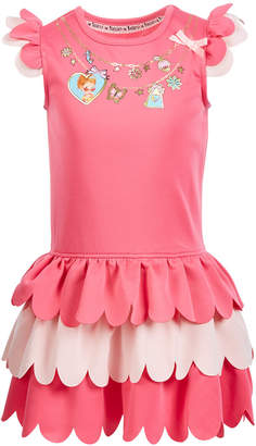 Disney Toddler Girls Fancy Nancy Scuba Dress